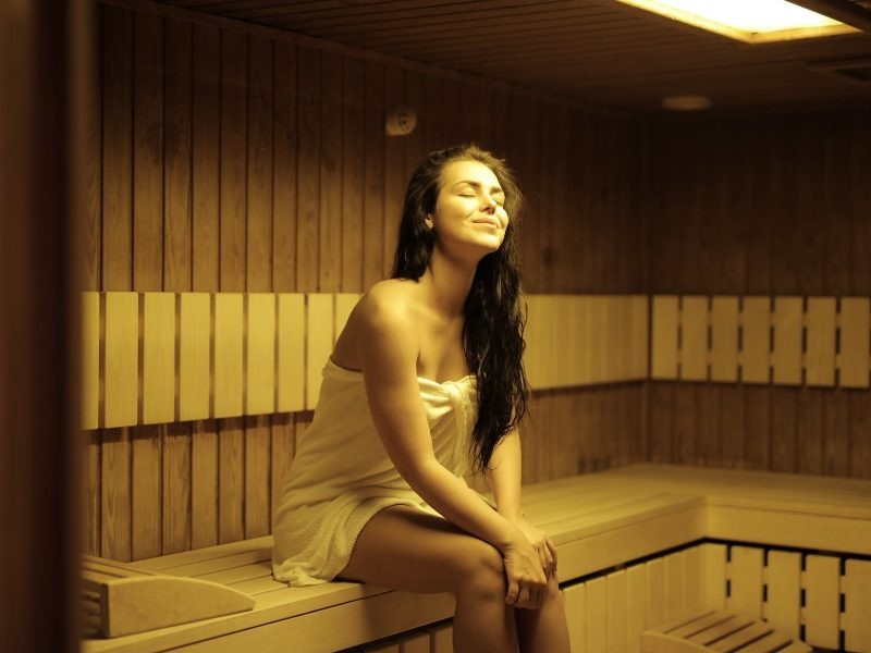 Wellness Infrared Sauna